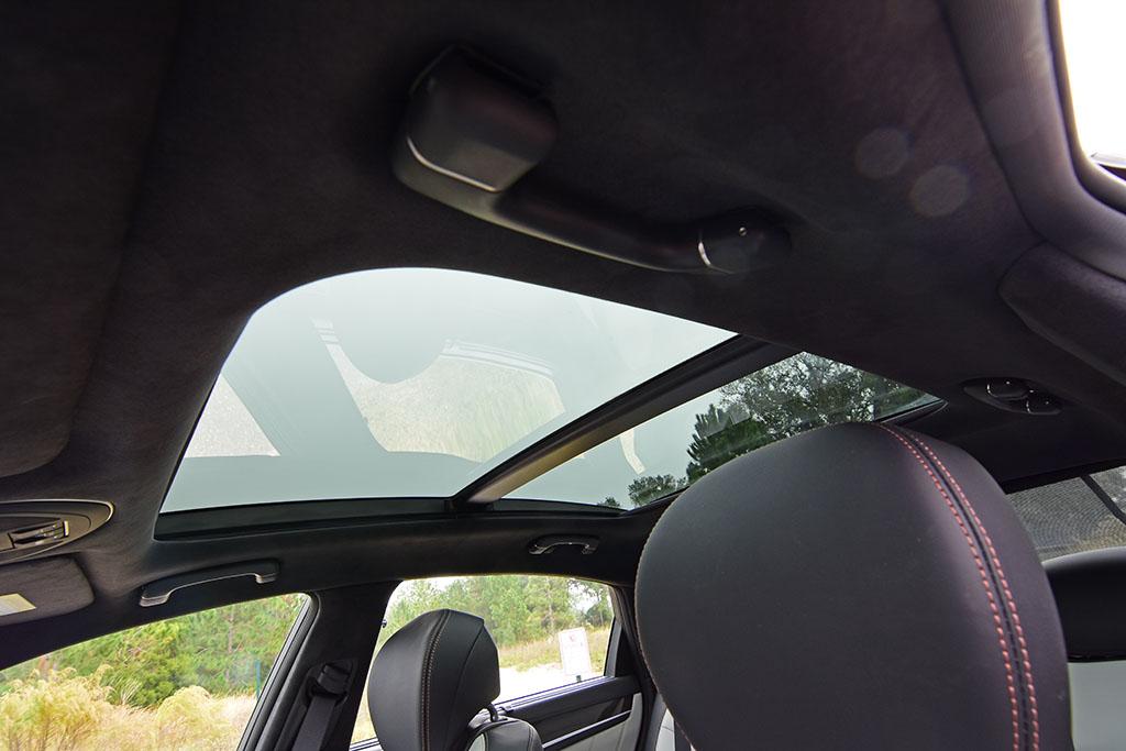 2019 Genesis G80 Sport Panoramic Sunroof Automotive Addicts