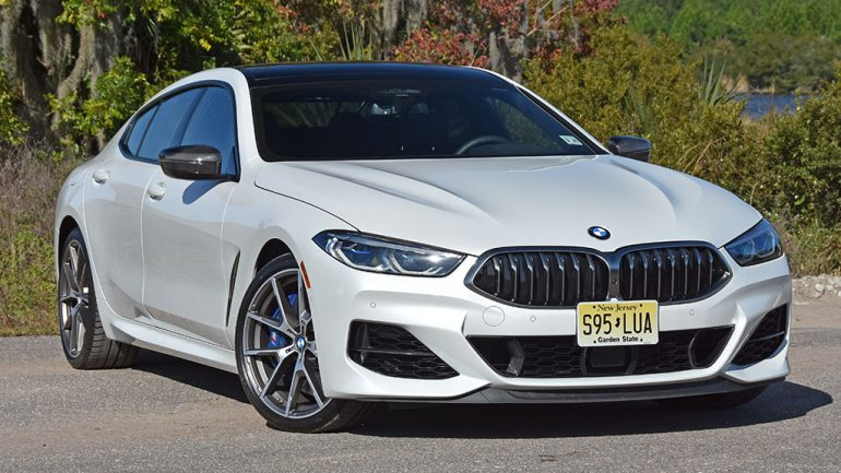 2020 BMW M850i xDrive Gran Coupe Review & Test Drive