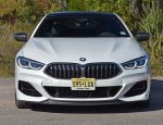 bmw m850i gran coupe front