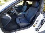 bmw m850i gran coupe front seats
