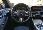 bmw m850i gran coupe steering wheel
