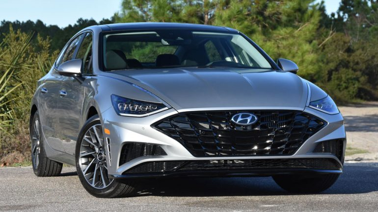 2020 Hyundai Sonata Limited Review & Test Drive