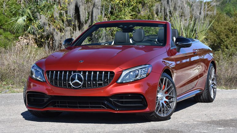 2020 Mercedes-AMG C63 S Cabriolet Review & Test Drive