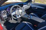 2020 mercedes-amg c63 s cabriolet interior