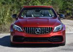 2020 mercedes-amg c63 s cabriolet front