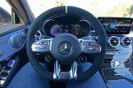 2020 mercedes-amg c63 s cabriolet steering wheel