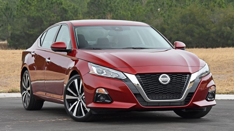 2020 Nissan Altima 2.0 Platinum VC-Turbo FWD Review & Test Drive
