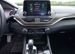 2020 nissan altima platinum vc-turbo infotainment screen