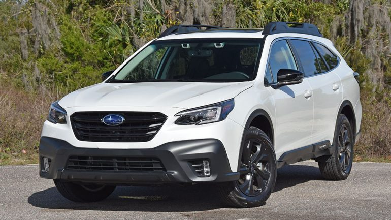 2020 Subaru Outback Onyx Edition XT Review & Test Drive