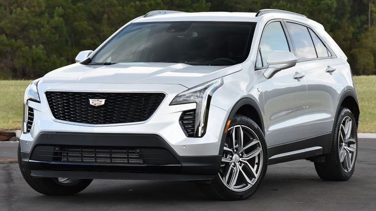 2020 Cadillac XT4 Sport FWD Review & Test Drive