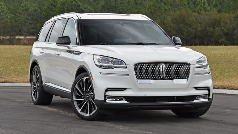 2020 Lincoln Aviator Reserve AWD Review & Test Drive