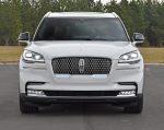 2020 lincoln aviator reserve front