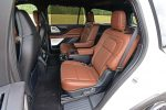 2020 lincoln aviator reserve second row seats