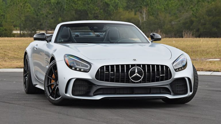 2020 Mercedes-AMG GT R Roadster Review & Test Drive