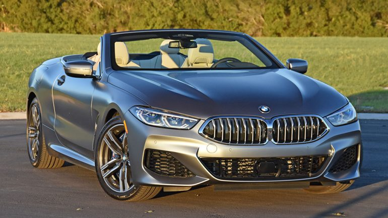 2020 BMW 840i Convertible Review & Test Drive