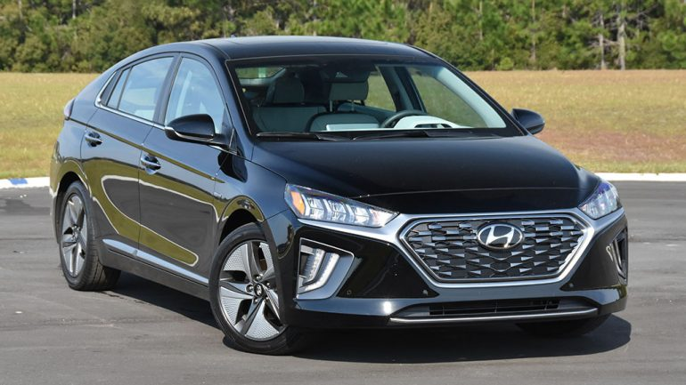 2020 Hyundai Ioniq Hybrid Review & Test Drive