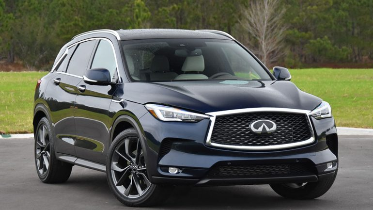 2020 Infiniti QX50 Autograph AWD Review & Test Drive