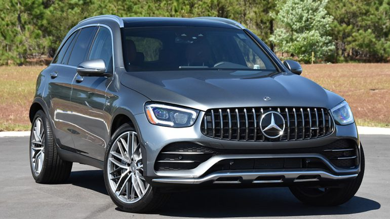2020 Mercedes-AMG GLC 43 Review & Test Drive