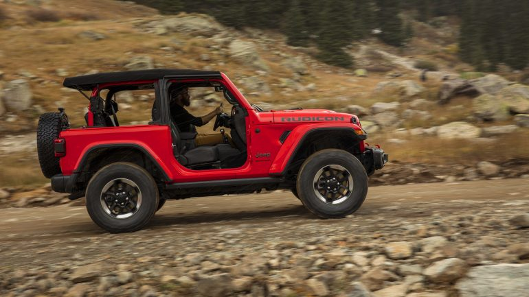 The 2019 Jeep Wrangler Rubicon – Presence On and Off The Road