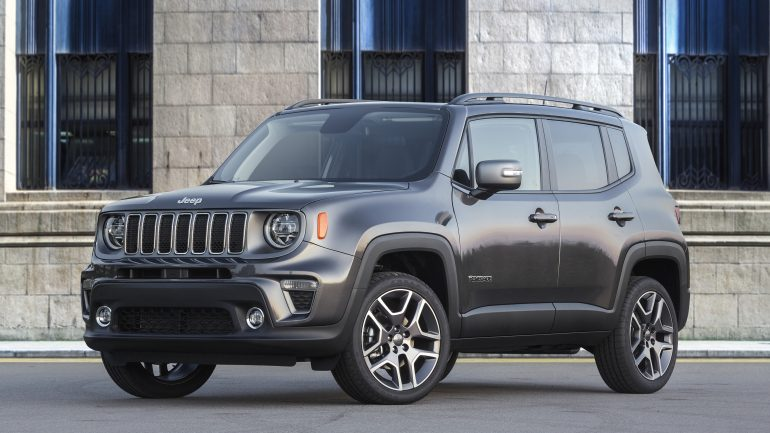 The Continually Evolving Small SUV: 2019 Jeep Renegade