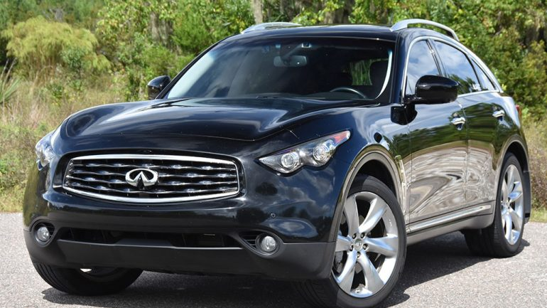 Video Review: Automotive Addicts Test Drives Their 2009 Infiniti FX50S – When Infiniti Was Good