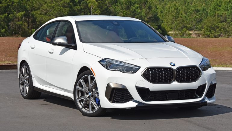 2020 BMW M235i Gran Coupe Review & Test Drive