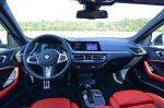 2020 bmw m235i gran coupe dashboard