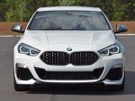 2020 bmw m235i gran coupe front end grille