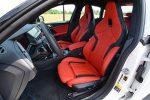 2020 bmw m235i gran coupe front sports seats