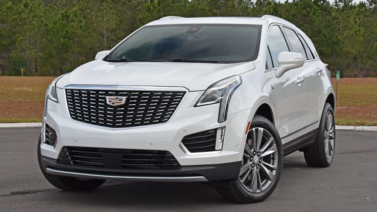 2020 Cadillac XT5 Premium Luxury 350T Review & Test Drive