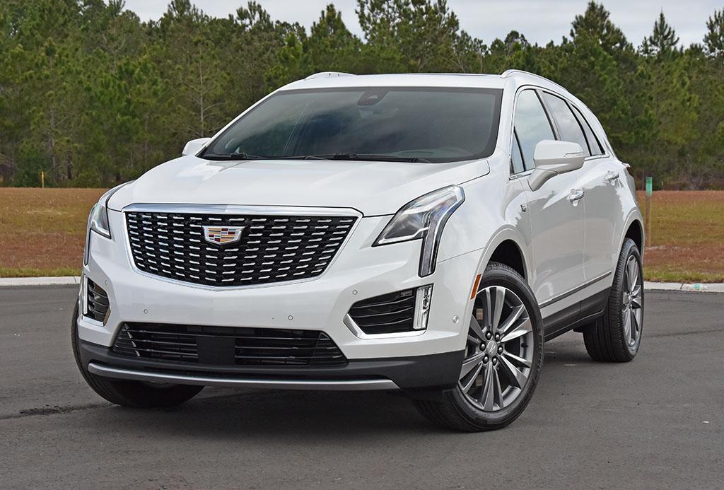 2020 Cadillac Xt5 Premium Luxury 350t Review Test Drive Automotive Addicts