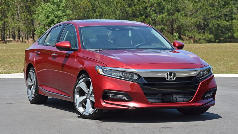 2020 Honda Accord 2.0T Touring Review & Test Drive