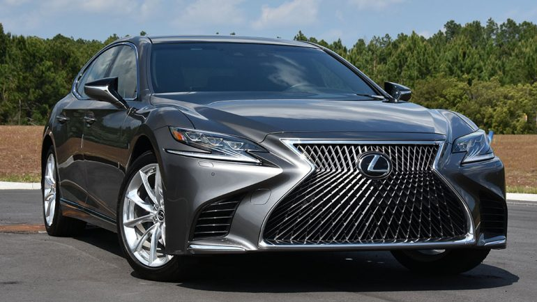 2020 Lexus LS 500 AWD Review & Test Drive