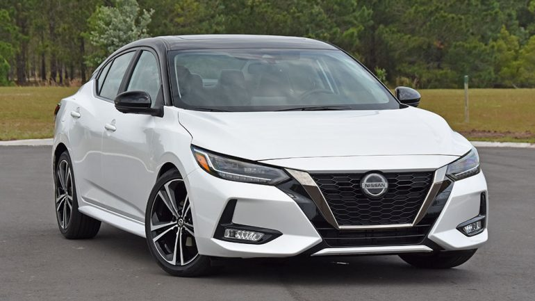 2020 Nissan Sentra SR Review & Test Drive