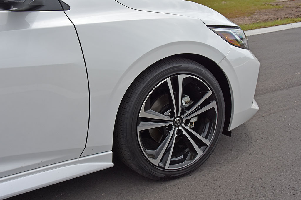 2020 Nissan Sentra Sr Review Test Drive Automotive Addicts