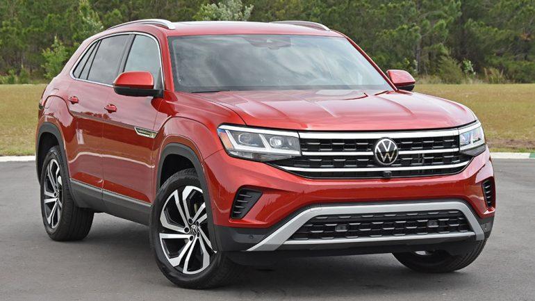 2020 Volkswagen Atlas Cross Sport V6 SEL Premium Review & Test Drive