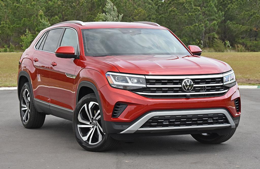 2020 Volkswagen Atlas Cross Sport V6 SEL Premium Review ...