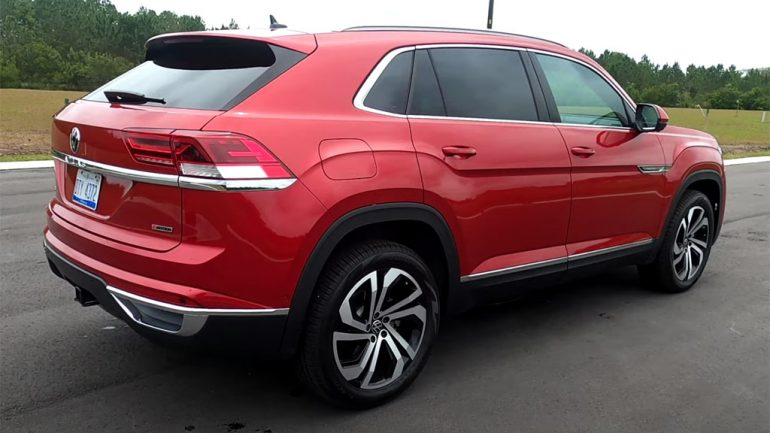 Video Review: 2020 Volkswagen Atlas Cross Sport SEL V6 4Motion – A Different Kinda of Junk in the Trunk