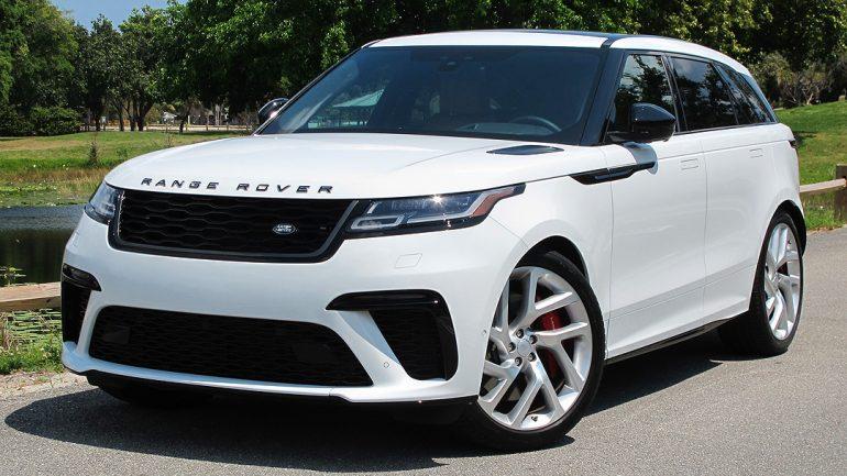 Range Rover Velar Future Classic