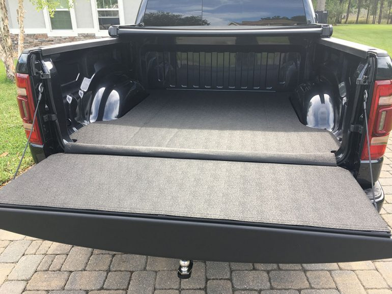 ram 1500 bed mat liner