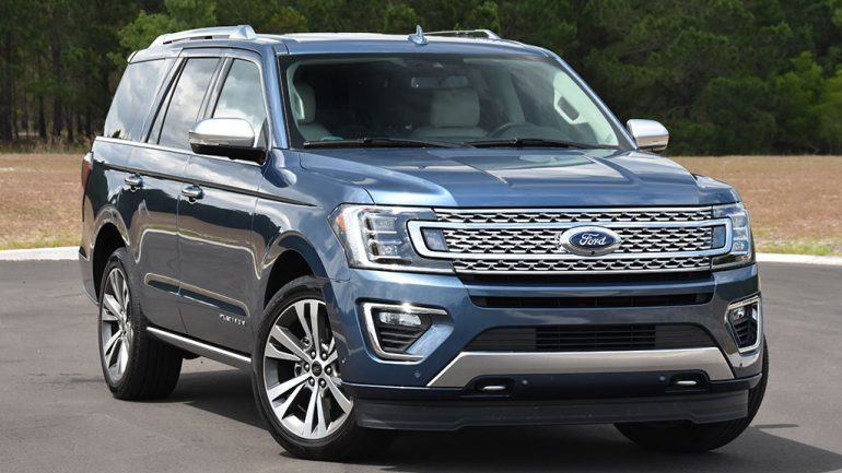 2020 Ford Expedition Platinum 4×4 Review & Test Drive