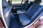 2020 genesis g90 premium 3.3t rear seats
