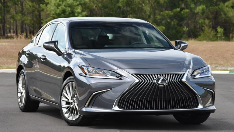 2020 Lexus ES 350 Ultra Luxury Review & Test Drive