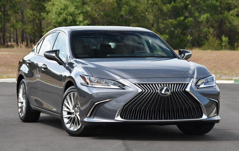 2020 lexus es 350 ultra luxury