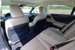 2020 lexus es 350 ultra luxury rear cabin