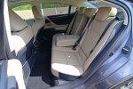 2020 lexus es 350 ultra luxury rear seats