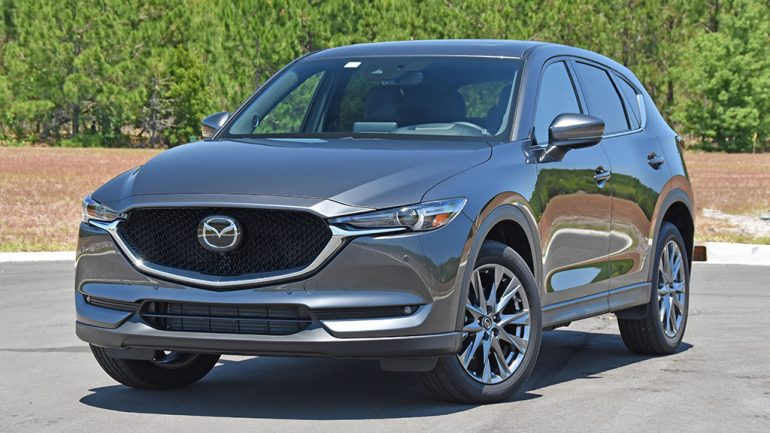 2020 Mazda CX-5 Signature AWD Review & Test Drive
