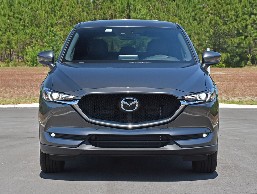 2020 Mazda CX-5 Signature AWD Review & Test Drive ...