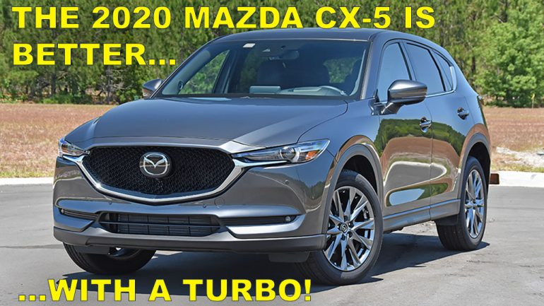 Video Test Drive Review: 2020 Mazda CX-5 Signature AWD