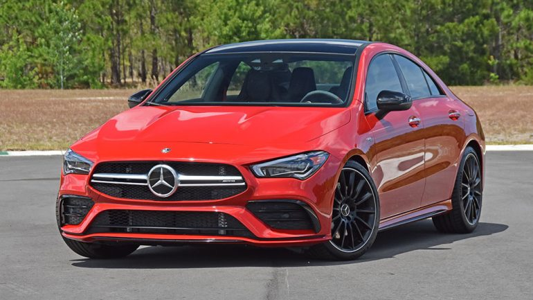 2020 Mercedes-AMG CLA 35 4MATIC Review & Test Drive